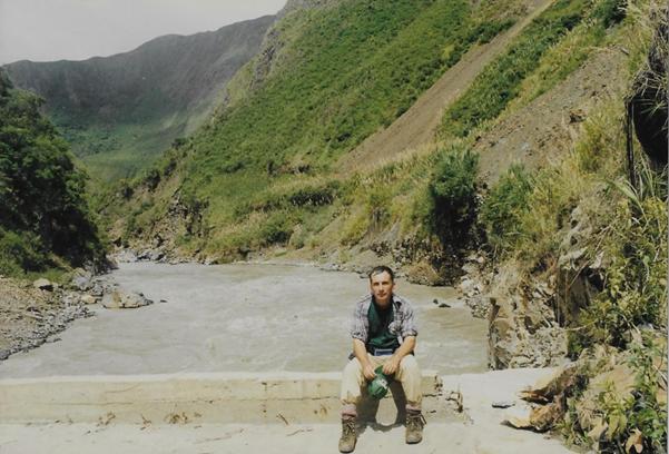 Rio Mapacho, Peru